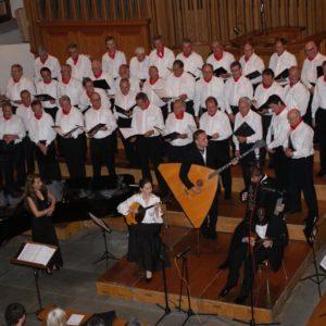 Russische Volksweisen und Operettenklänge mit dem SCHERZO-Quartett