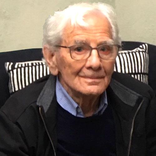 Hans Burkhalter zum 100. Geburi